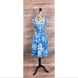 Lauren Ralph Lauren dress fit & flare floral 2